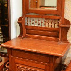 Art Nouveau Foyer Stand