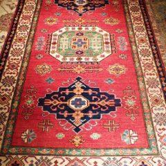 Red Kazak Tribal