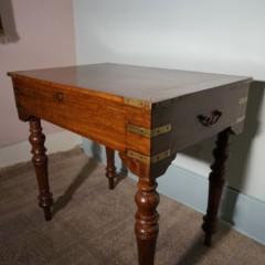 19th C. Campaign Desk